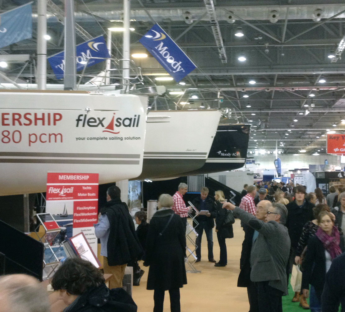 London Boat Show: старт дан